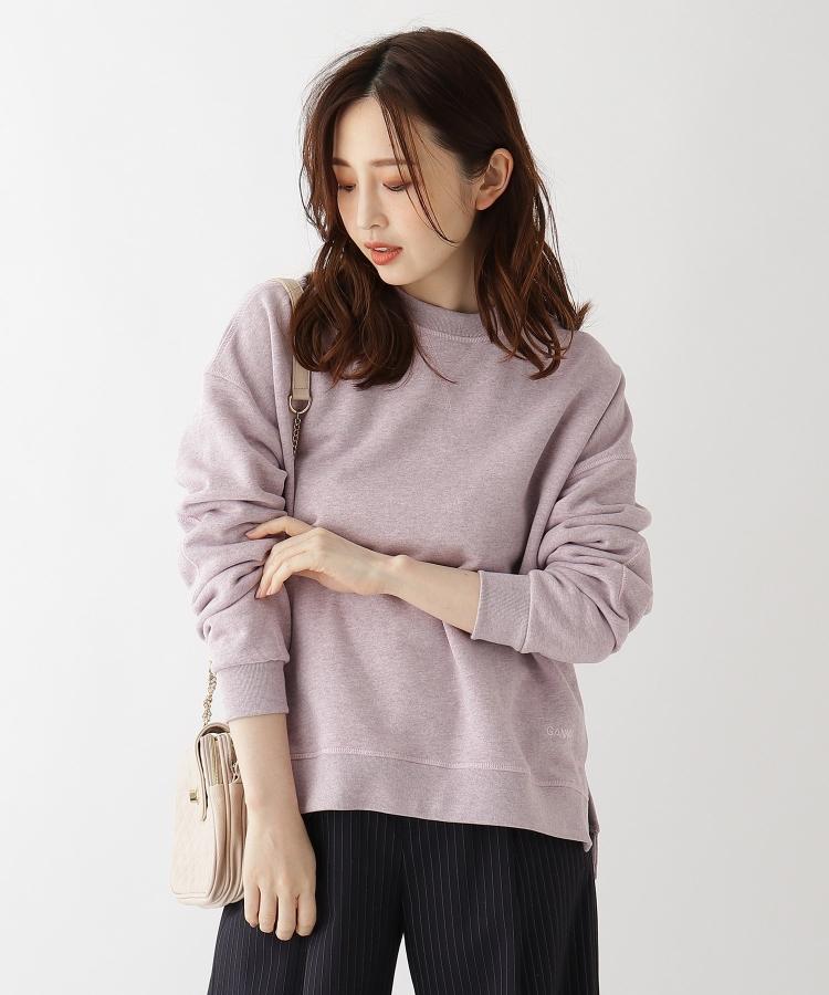 aquagirl(アクアガール)GANNI クルーネックスウェットシャツ