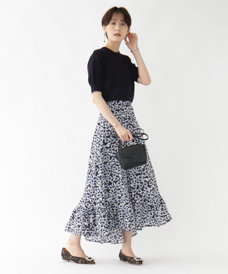 aquagirl(アクアガール)MARIHA ティアードスカート