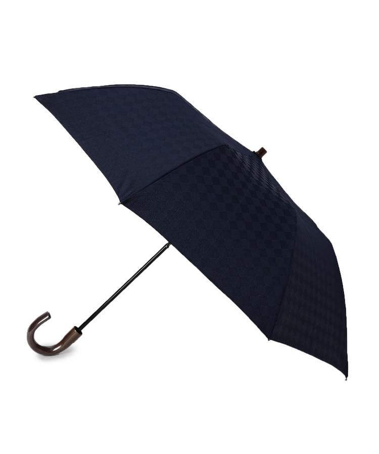 TAKEO KIKUCHI(タケオキクチ)市松折傘