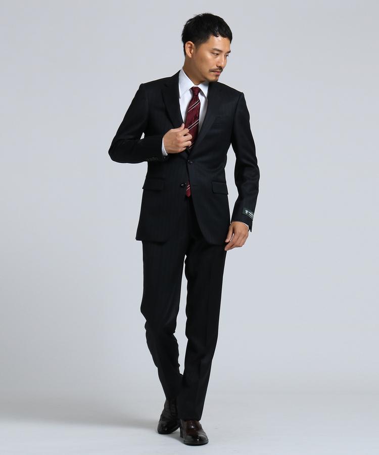TAKEO KIKUCHI(タケオキクチ)シャドーストライプアマデウススーツ [ メンズ スーツ ]