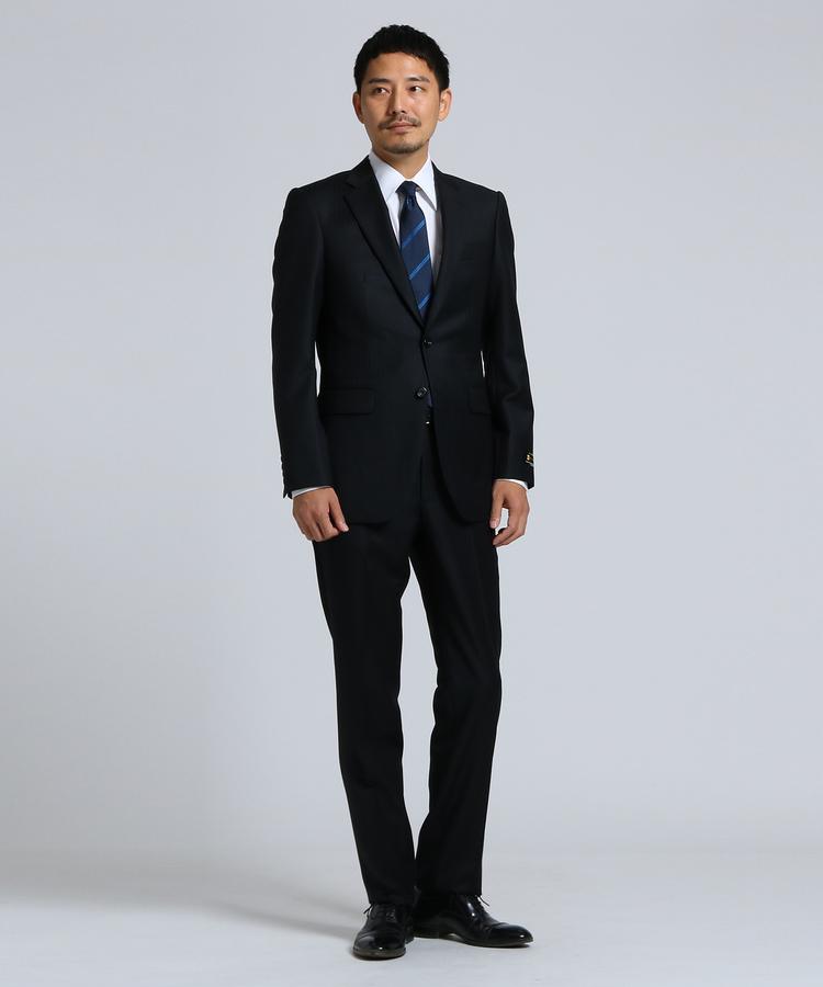 TAKEO KIKUCHI(タケオキクチ)【J∞QUALITY】シャドーオルタネートストライプ 2Bスーツ
