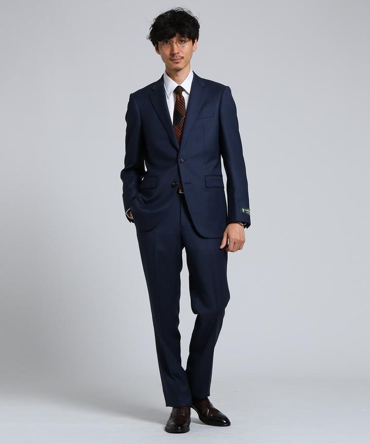 TAKEO KIKUCHI(タケオキクチ)バーズアイアマデウススーツ [ メンズ スーツ ビジネス ]