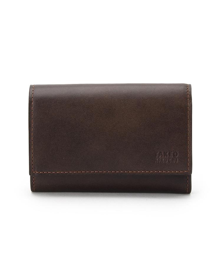 TAKEO KIKUCHI(タケオキクチ)Tアンティークキーケースミニ財布