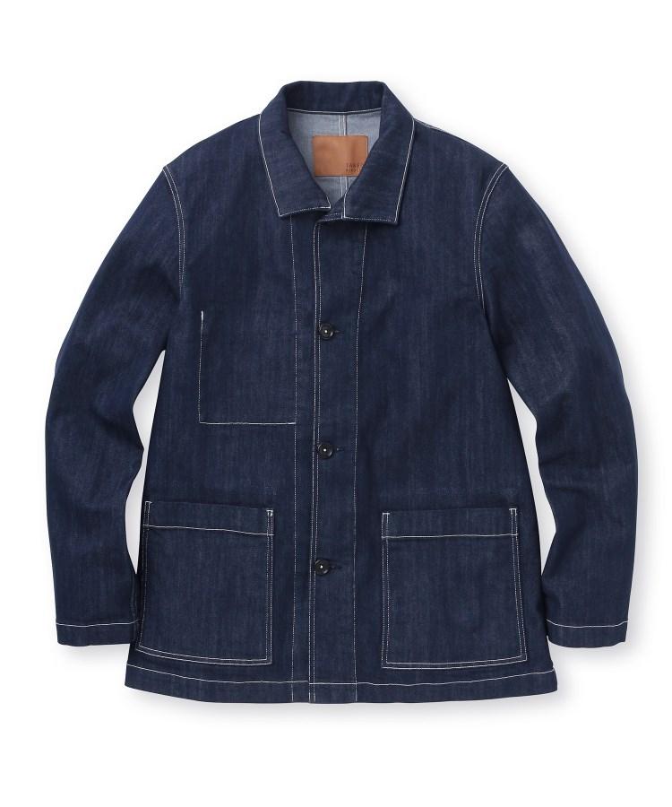 TAKEO KIKUCHI(タケオキクチ)カバーオールジャケット