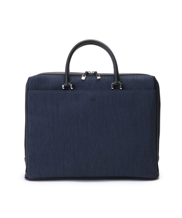 TAKEO KIKUCHI(タケオキクチ)スリム ビジネス ブリーフバッグ