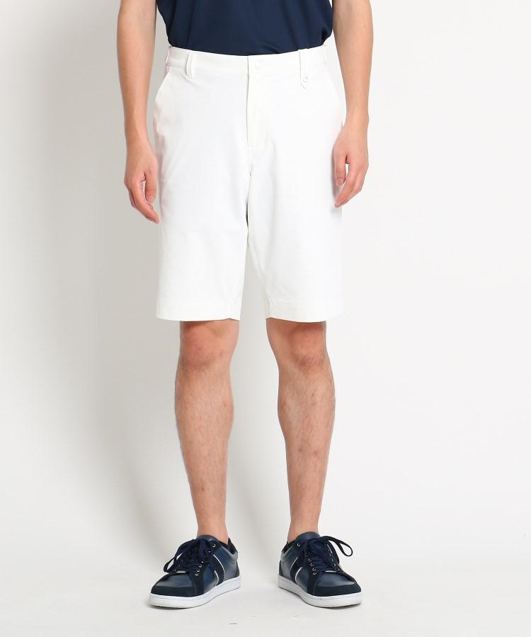 adabat(Men)(アダバット(メンズ))【撥水加工】ホワイトショートパンツ メンズ