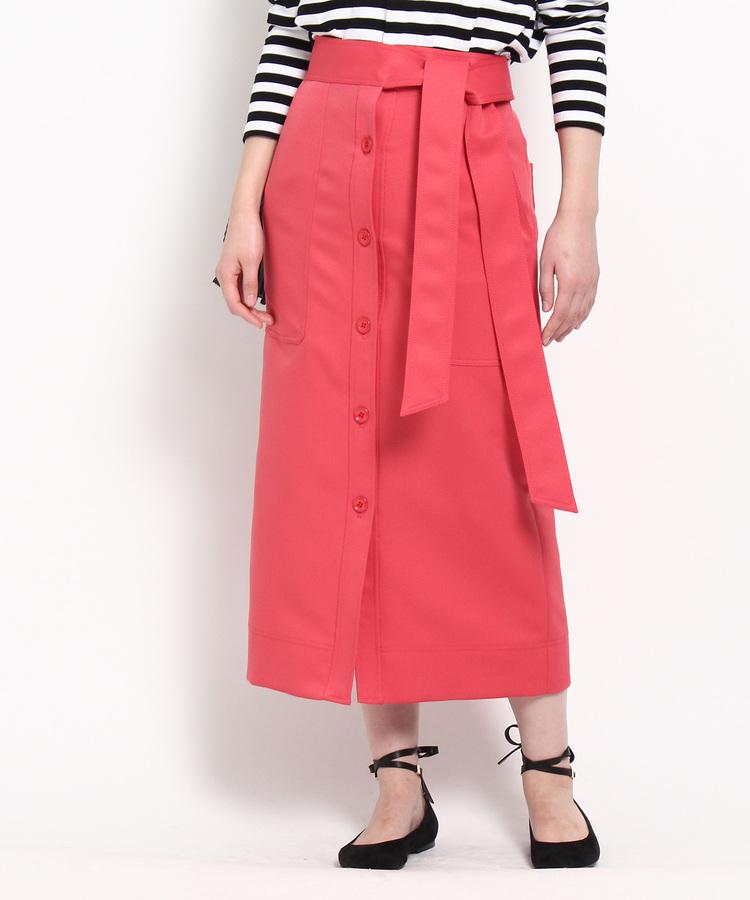 DRESSTERIOR(Ladies)(ドレステリア(レディース))ラウンドネスフォルムスカート