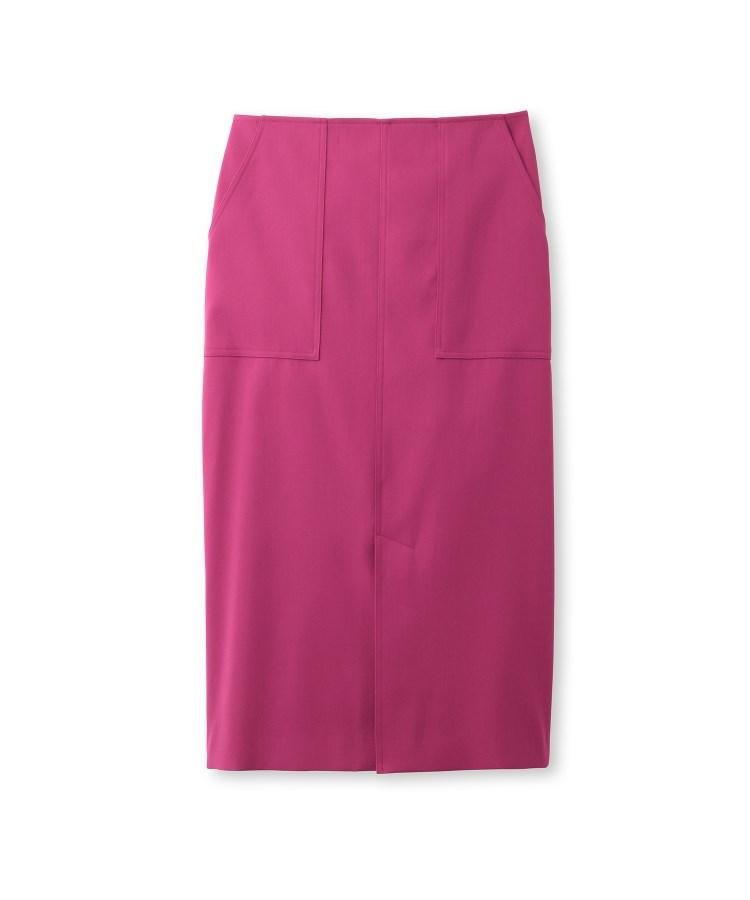DRESSTERIOR(Ladies)(ドレステリア(レディース))ポケット付きミディ丈タイトスカート