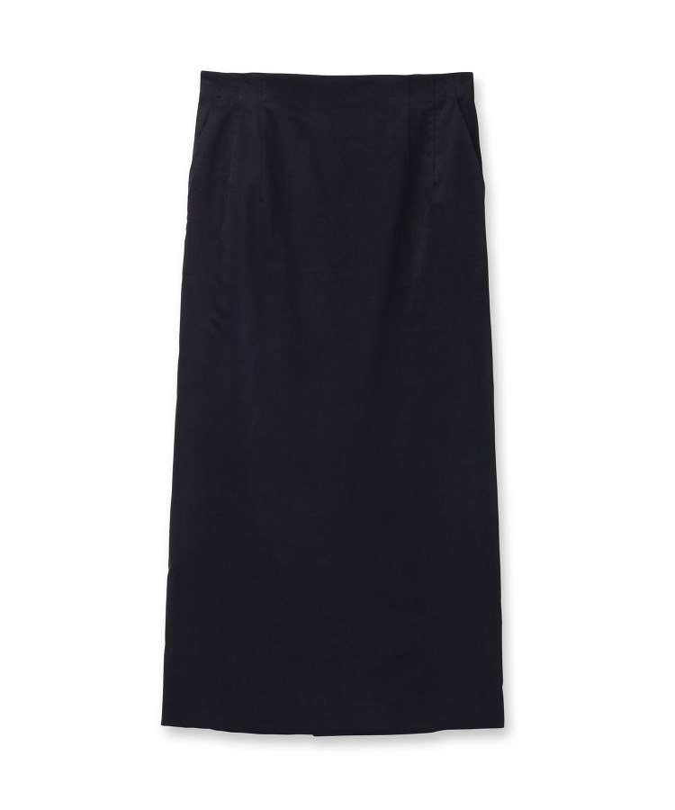 DRESSTERIOR(Ladies)(ドレステリア(レディース))フィリアヴィスコース別珍ナロースカート