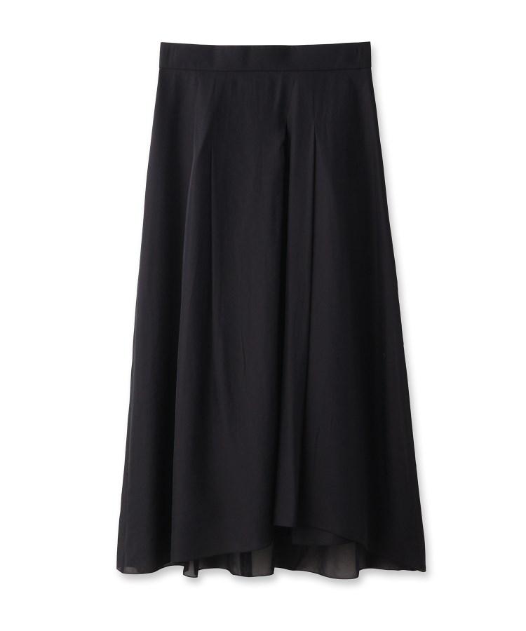 DRESSTERIOR(Ladies)(ドレステリア(レディース))シャンブレーオーガンジースカート