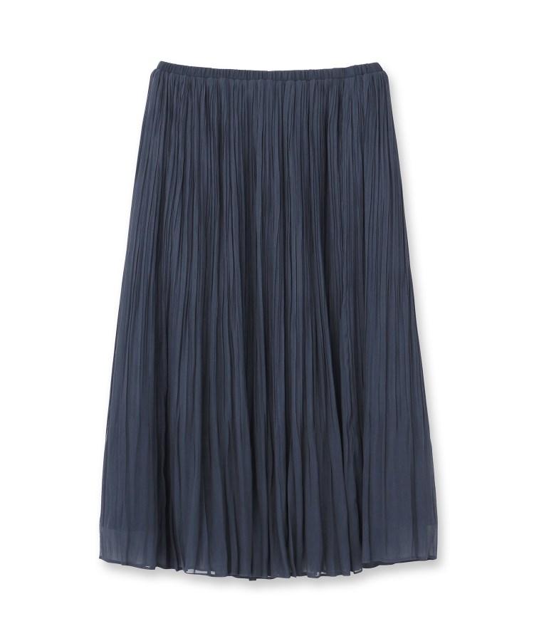 DRESSTERIOR(Ladies)(ドレステリア(レディース))【洗える】割繊ヨーリュー ギャザースカート
