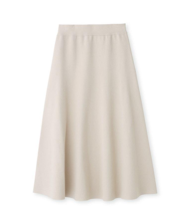 DRESSTERIOR(Ladies)(ドレステリア(レディース))【セットアップ可】ミラノリブニットロングスカート