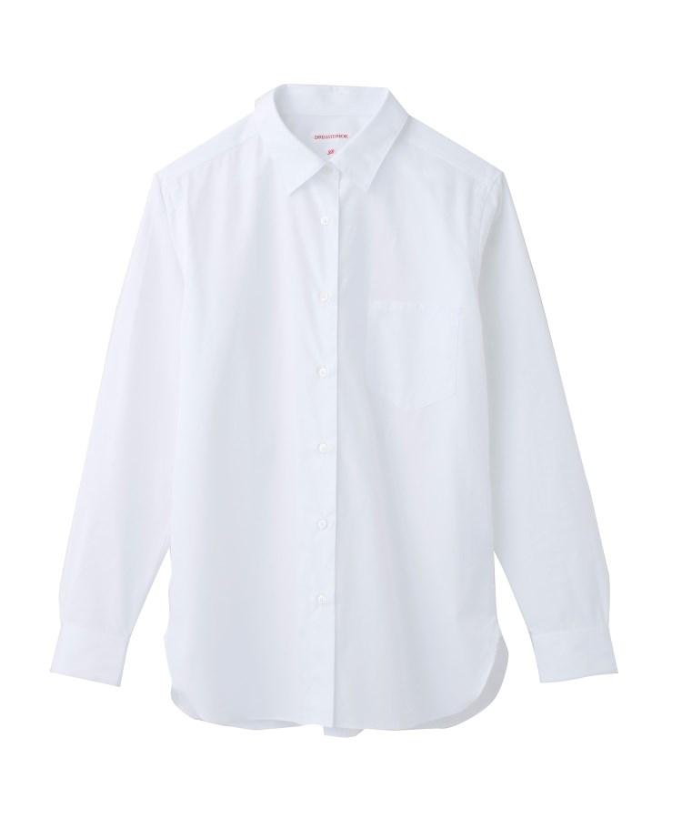 DRESSTERIOR(Ladies)(ドレステリア(レディース))【ベーシック】Thomas Maisonブロードシャツ