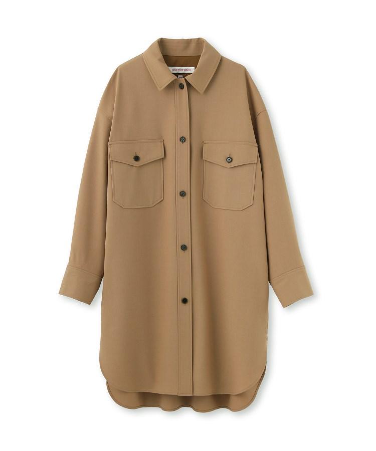 DRESSTERIOR(Ladies)(ドレステリア(レディース))CPOロングジャケット