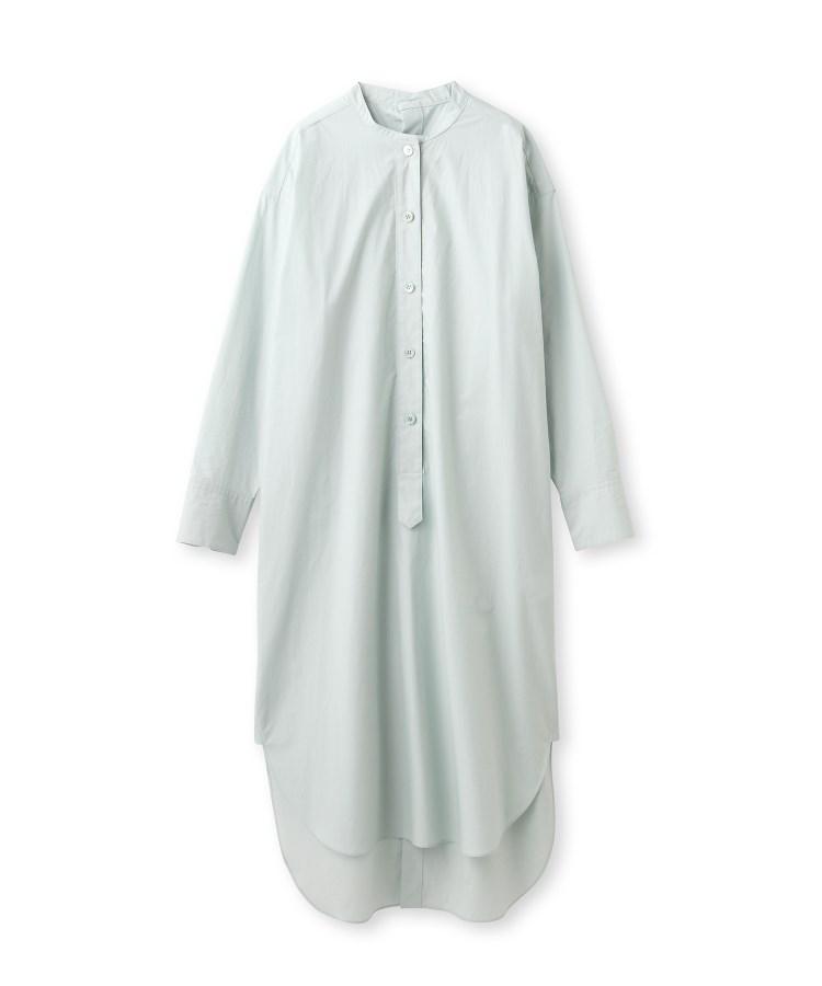 DRESSTERIOR(Ladies)(ドレステリア(レディース))【2WAY/洗える】オーガニックコットンシャツドレス