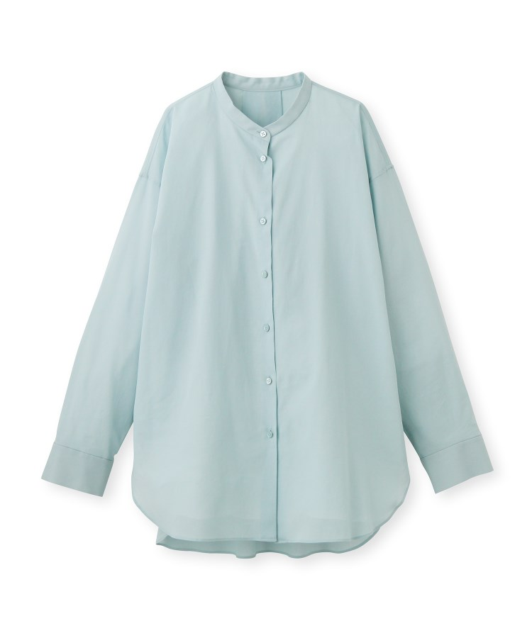 DRESSTERIOR(Ladies)(ドレステリア(レディース))【洗える】ボイルシアーシャツ