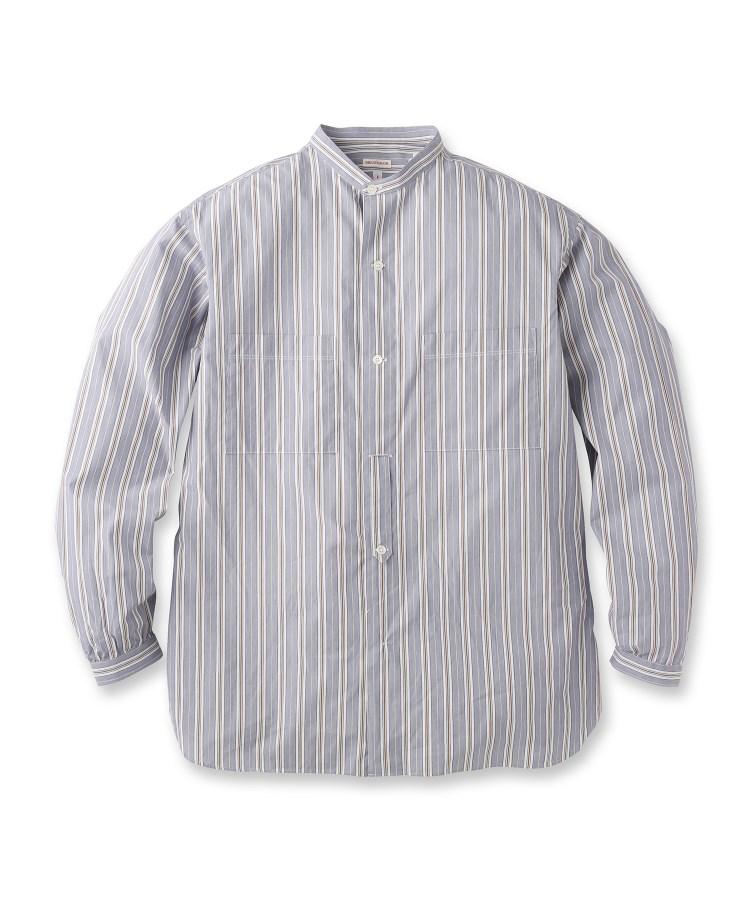 DRESSTERIOR(Men)(ドレステリア(メンズ))プレミアムコットンタイプライターシャツ