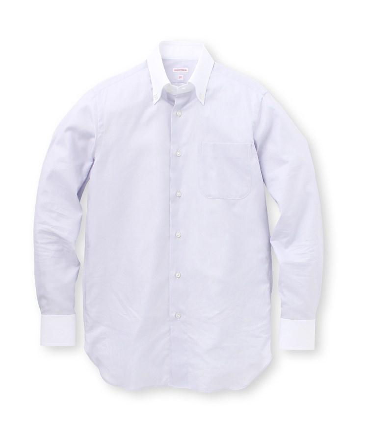DRESSTERIOR(Men)(ドレステリア(メンズ))コットンツイルクレリックシャツ