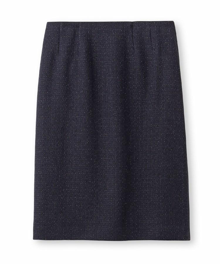 Reflect(リフレクト)◆ノーブルファンシーツィードスカート