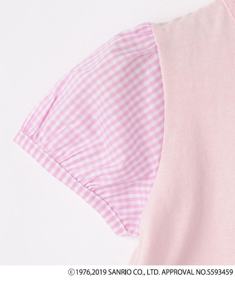SHOO・LA・RUE/Kids(シューラルー_/キッズ)通販|【ハローキティ】袖布帛Tシャツ