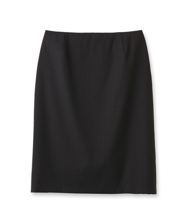 INDIVI V.A.I.(インディヴィ バイ)[L]チェルッティシャークタイトスカート