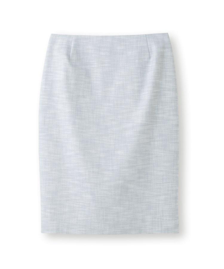 INDIVI V.A.I.(インディヴィ バイ)スラブタイトスカート