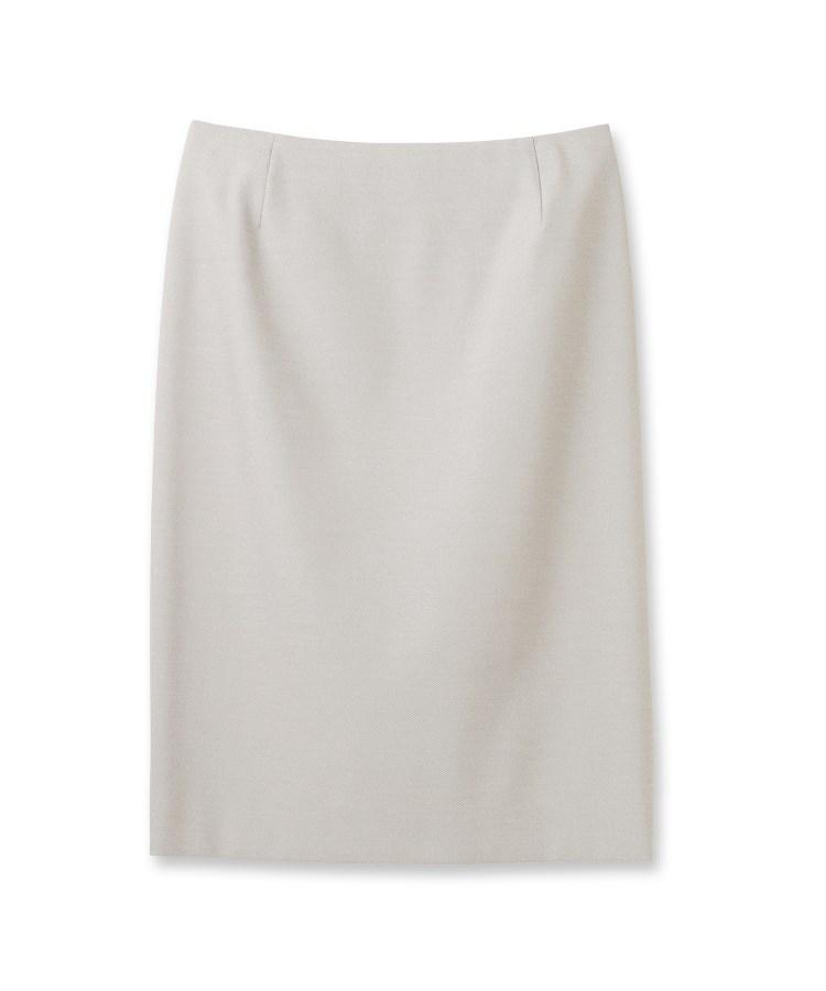 INDIVI(インディヴィ)[L]【UV】マルチシャークタイトスカート