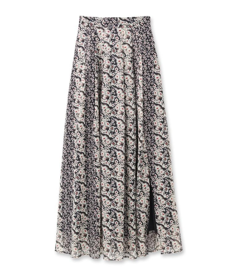 aquagirl(アクアガール)フルールラックロングスカート
