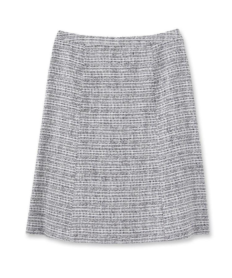 UNTITLED(アンタイトル)[L]ソフィアツイードマーメイドスカート
