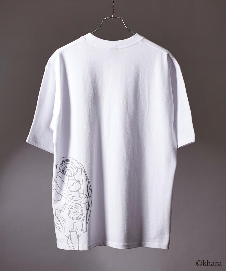 tk.TAKEO_KIKUCHI(ティーケー_タケオ_キクチ)通販|EVANGELIONコラボ_零号機Tシャツ_『笑えばいいと思うよ』
