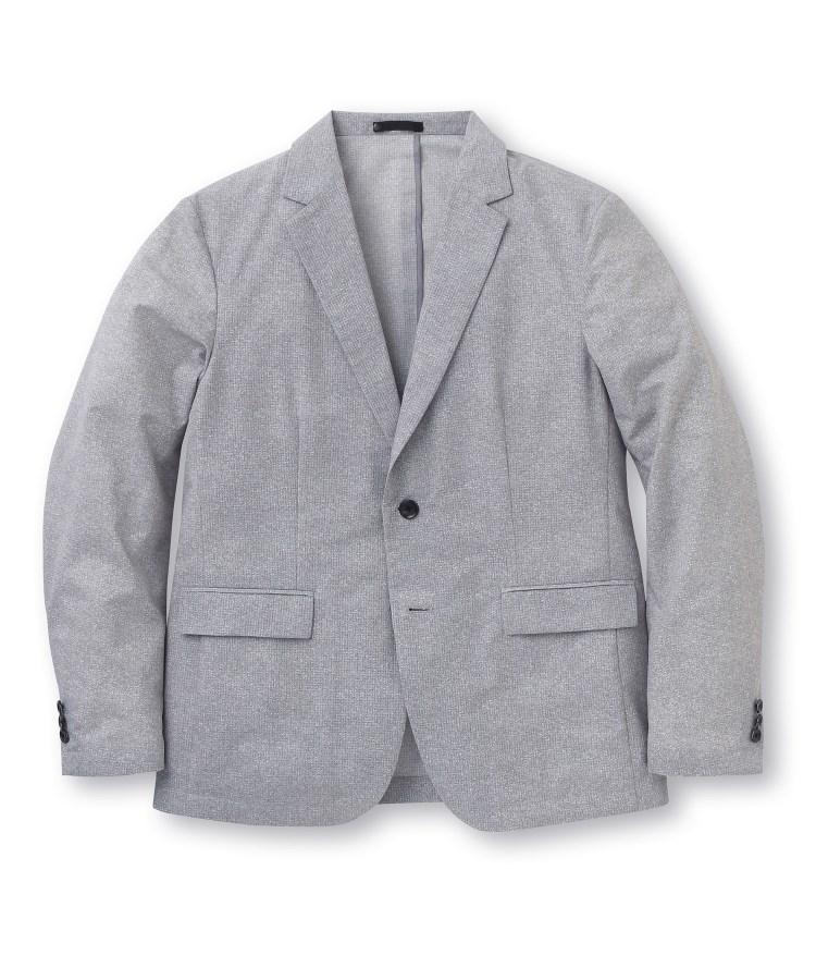 tk.TAKEO KIKUCHI(ティーケー タケオ キクチ)COOL DOTSストレッチジャケット