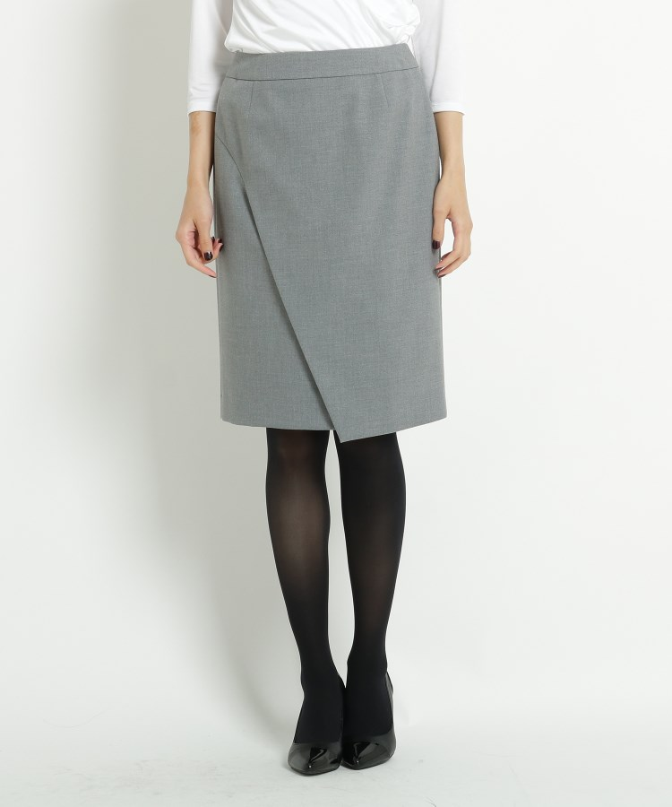 COUP DE CHANCE(クードシャンス)[L]【洗える】デニスストレッチタイトスカート