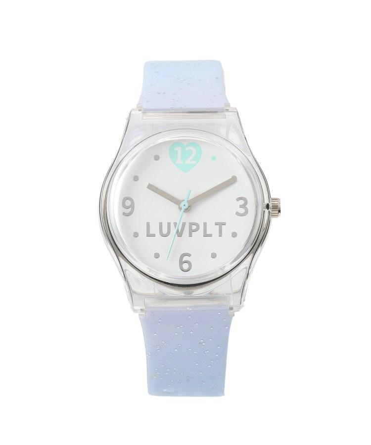 ≪ファッション雑貨,腕時計≫ PINK-latte(ピンク ラテ)ラメグラデプラウォッチ