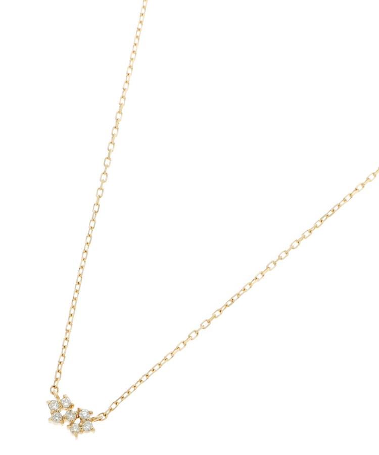 COCOSHNIK(ココシュニック)ダイヤモンド リーク ネックレス