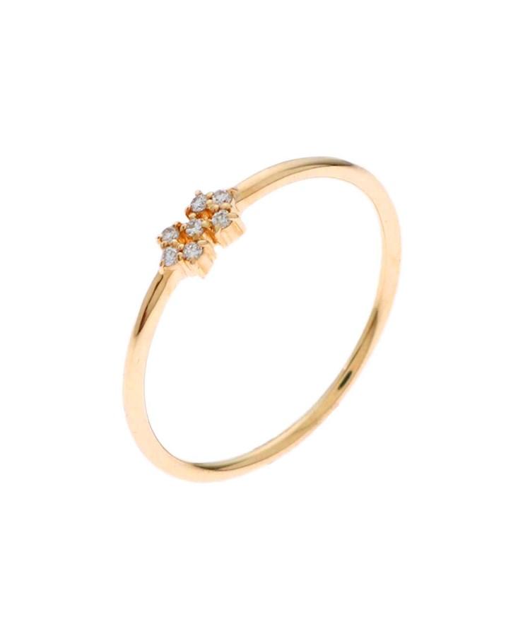 COCOSHNIK(ココシュニック)ダイヤモンド リークリング