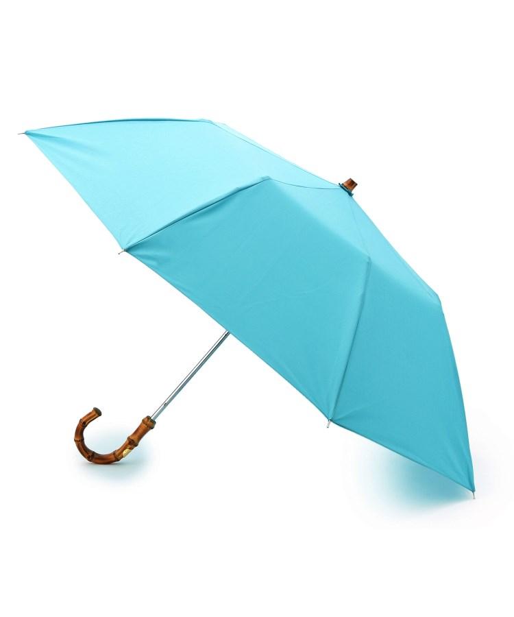 anatelier(アナトリエ)Traditional Weatherwear(トラディショナル・ウェザーウェア)バンブーハンドル折り畳み傘