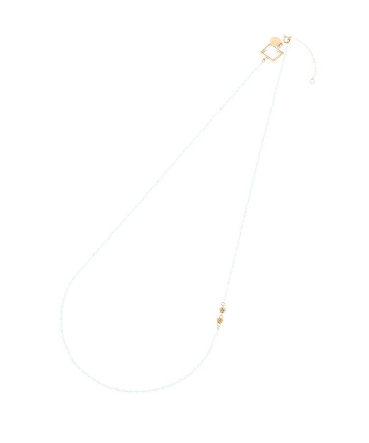 anatelier(アナトリエ)Junco Paris 乳白色プチビーズネックレス