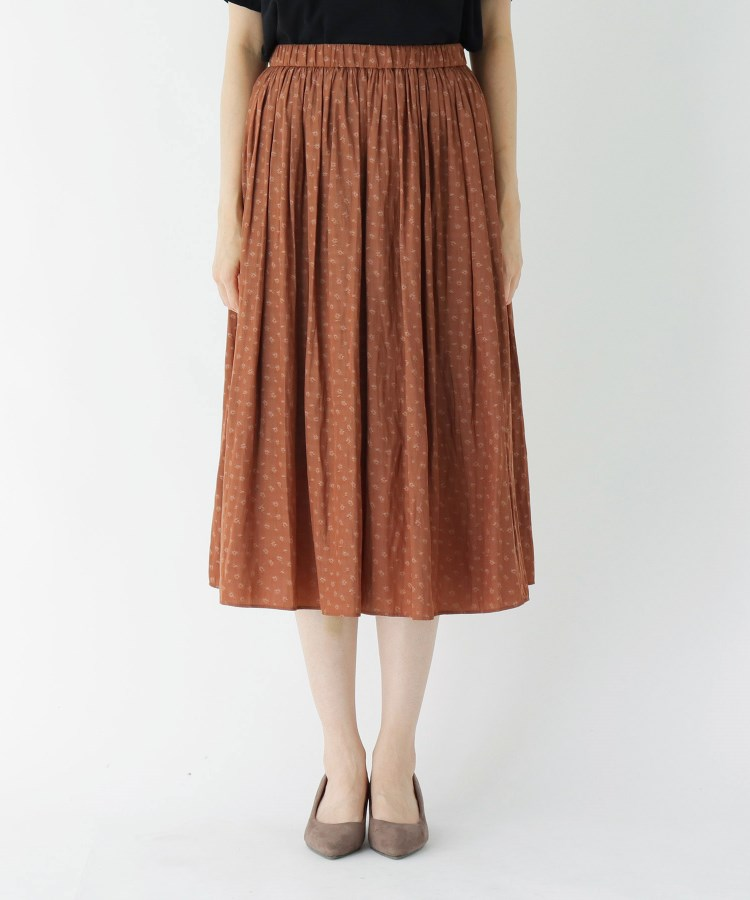 esche(エッシュ)フラワーギャザースカート