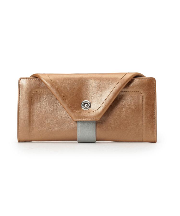 fbc5a5cb7013 HIROKO HAYASHI(ヒロコ ハヤシ)PERLA(ペルラ) 長財布 ·バッグ·財布·小物入れ,財布·