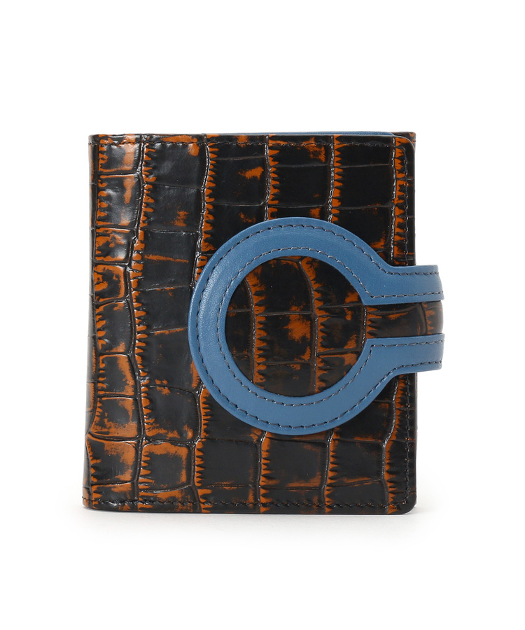 HIROKO HAYASHI(ヒロコ ハヤシ)ARTE(アルテ) 薄型二つ折り財布