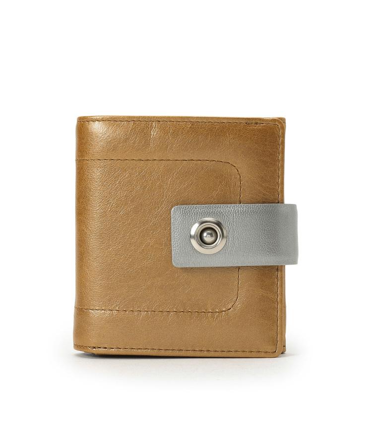 HIROKO HAYASHI(ヒロコ ハヤシ)PERLA(ペルラ) 薄型二つ折り財布