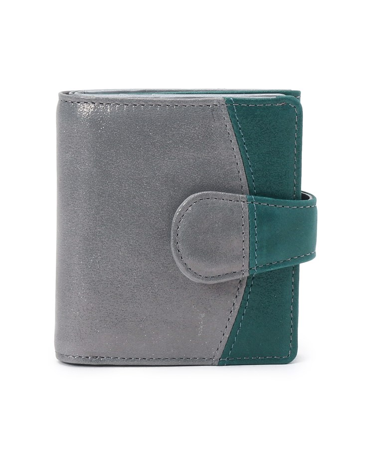 HIROKO HAYASHI(ヒロコ ハヤシ)ELLISSE(エリッセ)薄型二つ折り財布