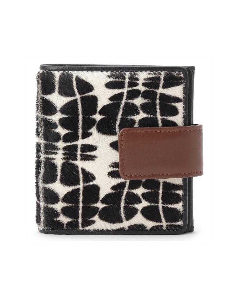 HIROKO HAYASHI(ヒロコ ハヤシ)BRUCO(ブルコ)薄型二つ折り財布