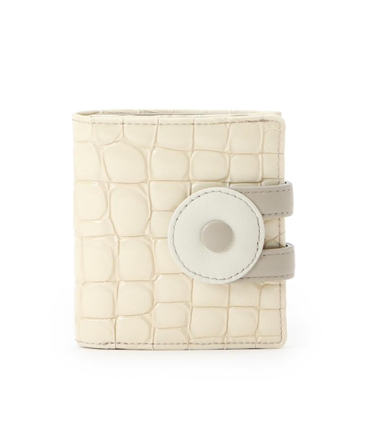 HIROKO HAYASHI(ヒロコ ハヤシ)BIFFI(ビッフィ)薄型二つ折り財布