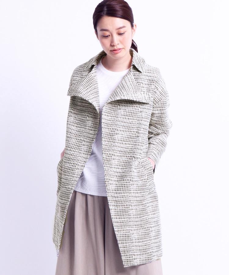 HIROKO HAYASHI(ヒロコ ハヤシ)MIANI(ミアーニ)コート