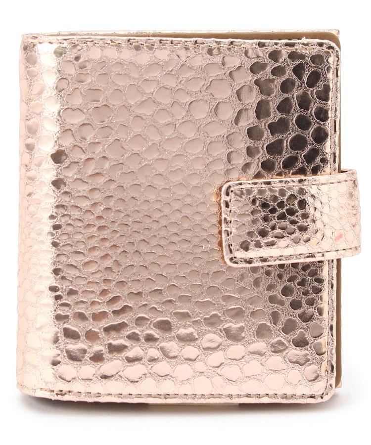HIROKO HAYASHI(ヒロコ ハヤシ)GATTOPARDO(ガトーパルド)薄型二つ折り財布