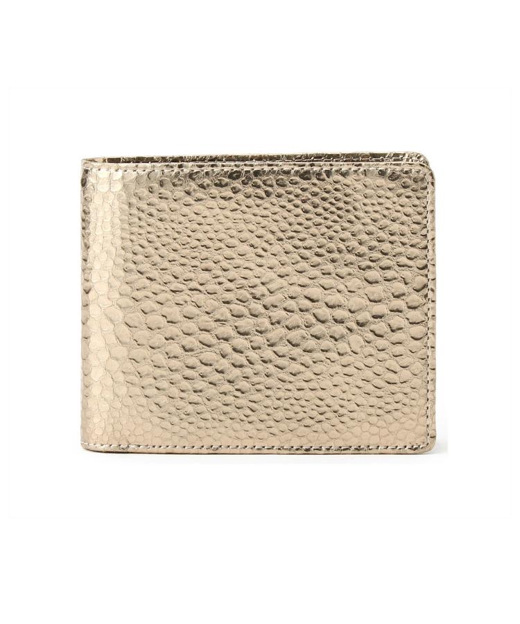 HIROKO HAYASHI(ヒロコ ハヤシ)GATTOPARDO(ガトーパルド)二つ折財布