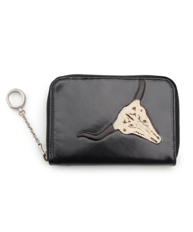 HIROKO HAYASHI(ヒロコ ハヤシ)CERTO(チェルト)ファスナー式二つ折り財布〈Piu〉