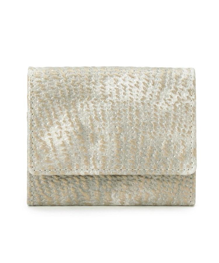 HIROKO HAYASHI(ヒロコ ハヤシ)DAMASCO(ダマスコ) 薄型ミニ財布