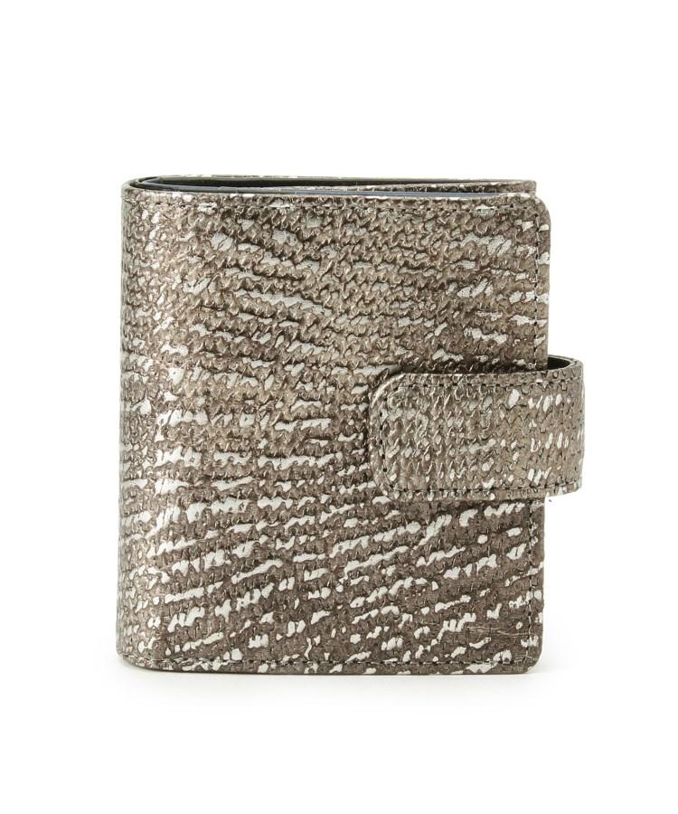 HIROKO HAYASHI(ヒロコ ハヤシ)DAMASCO(ダマスコ) 薄型二つ折り財布